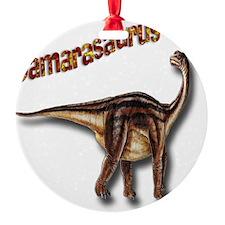Camarasaurus Ornament