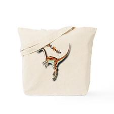 Coelophysis Tote Bag
