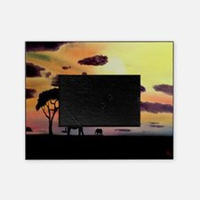 African Evening Picture Frame