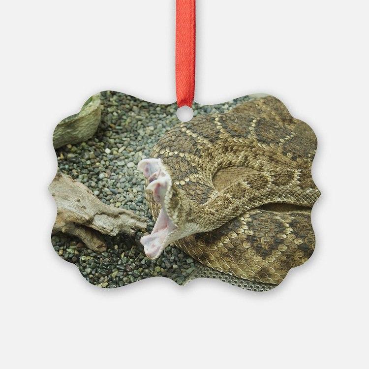 The Bite Ornament