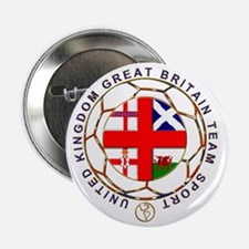 "Great Britain team sport national fla 2.25"" Button"