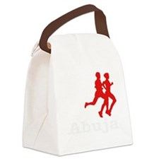 nigeria1 Canvas Lunch Bag