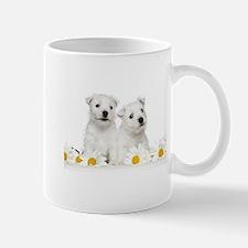 Westie Puppies Mugs