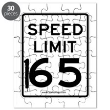 Speed Limit 165 Puzzle