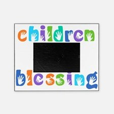 CHILDREN ARE A BLESSING Picture Frame