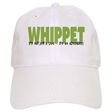 Whippet ADVENTURE Baseball Cap