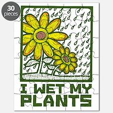 I Wet My Plants Puzzle