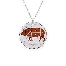 Delicious Pig Parts! Necklace