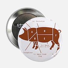 """Delicious Pig Parts! 2.25"""" Button"""