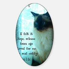 DollyCat Beauty Poetry Verse - Ragd Decal