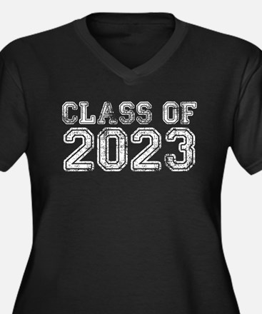 Class of 2023 Plus Size T-Shirt