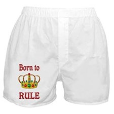 BORN TO RULE Boxer Shorts