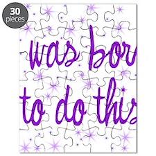 Born to Birth Puzzle