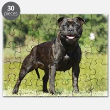 Staffordshire Bull Terrier 9R018D-024_2 Puzzle