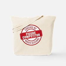 Figure Competitor Tote Bag