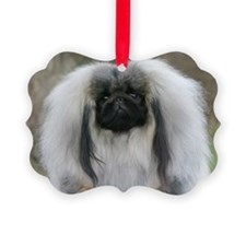 Pekingese 9Y111D-017 Ornament