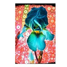 Berry Iris Postcards (Package of 8)