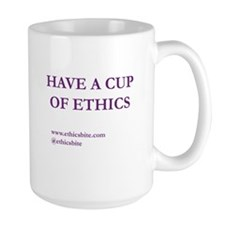 Purple Have A Cup Of Ethics Mug
