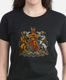 United Kingdom Coat of Arms H Tee