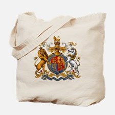 United Kingdom Coat of Arms Heraldry Tote Bag