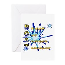 B.O.A.T. Greeting Cards (Pk of 10)
