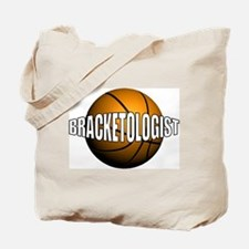 Bracketologist Tote Bag