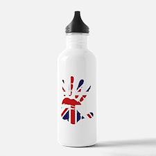 Hand Water Bottle