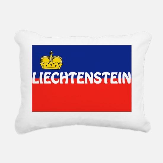 Liechtenstein Rectangular Canvas Pillow
