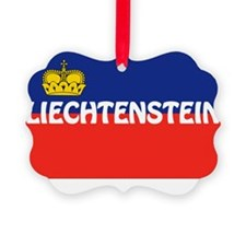 Liechtenstein Ornament