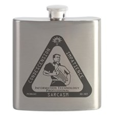 The Truthes of being an IT Professional Flask