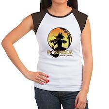 logo 10x10 Women's Cap Sleeve T-Shirt