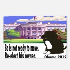 Bo Is Not Ready To Move Postcards (Package of 8)