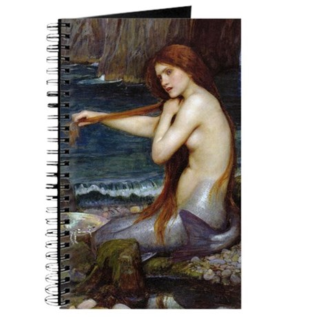 John William Waterhouse Mermaid Journal