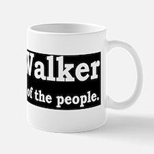 scott walker for the peopled Mug