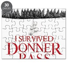 I survived Donner Pass Puzzle