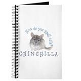 Chinchilla Journals & Spiral Notebooks