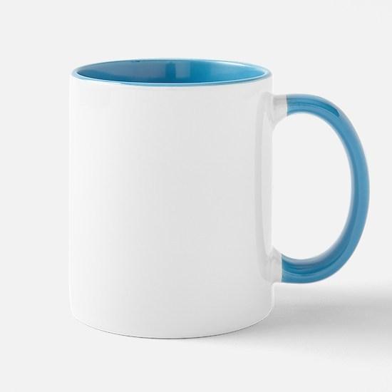 cute chinchilla Mug