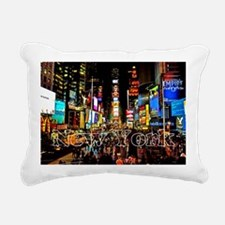 NY_5x3rect_sticker_Times Rectangular Canvas Pillow