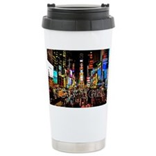 NY_5x3rect_sticker_TimesSquare Travel Mug