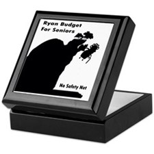 Ryan Budget for Seniors Keepsake Box
