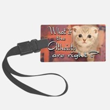What if Luggage Tag