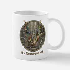 Conveyor Dragon Mugs