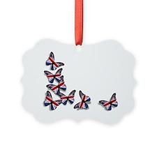 Butterflies Ornament