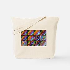 Una Omnium Pace Tote Bag