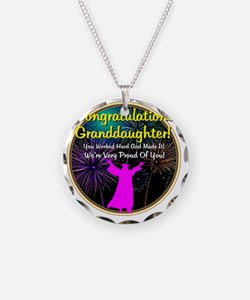 Graduation: 0003f Necklace Circle Charm