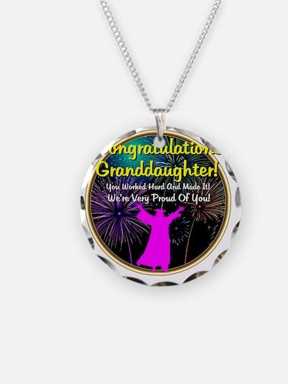 Graduation: 0003f Necklace Circle Charm