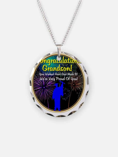 Graduation: 0003e Necklace Circle Charm