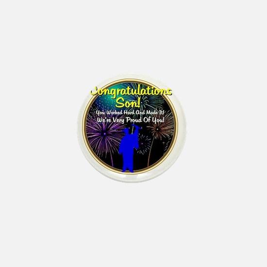 Graduation: 0003d Mini Button