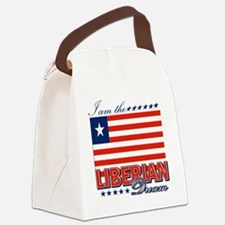 LIBERIAN Canvas Lunch Bag