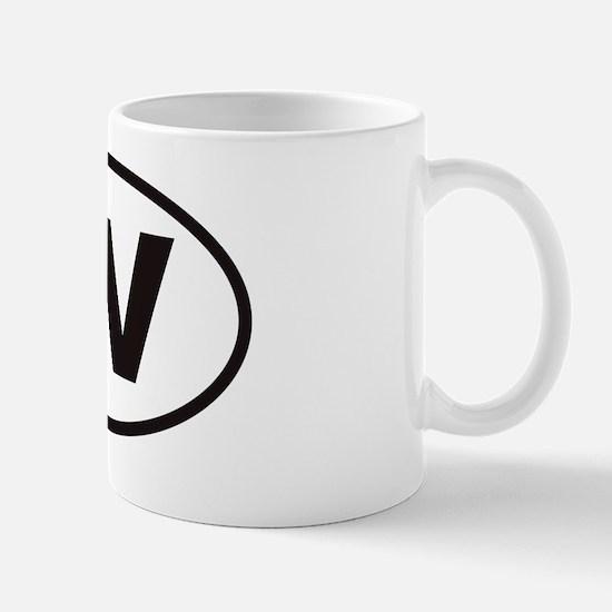 EVovals20123x5cp Mug